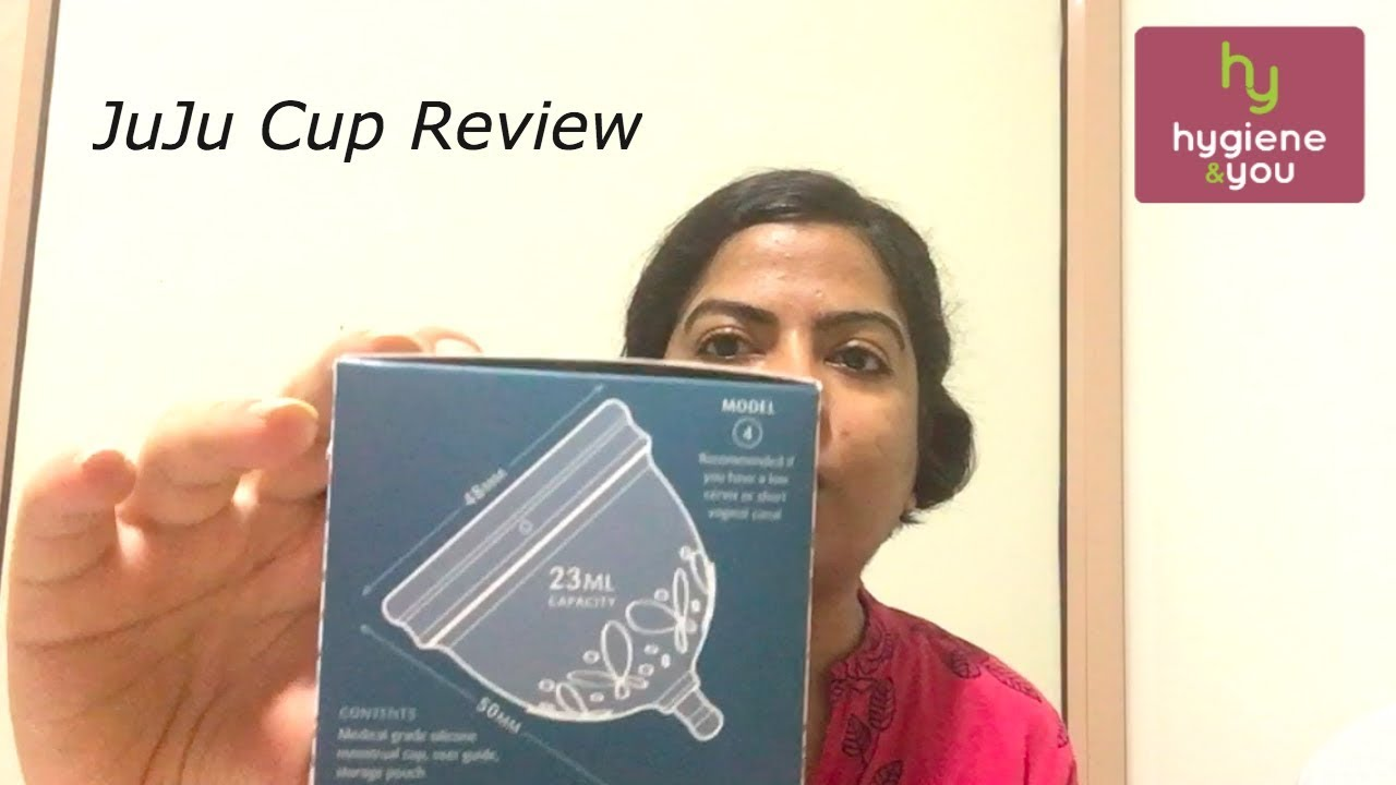 Juju Cup Review (now in India as SochCup by JuJu, shipping worldwide)