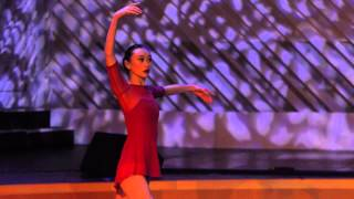 Nicole Ishimaru | Modern | 2015 National YoungArts Week