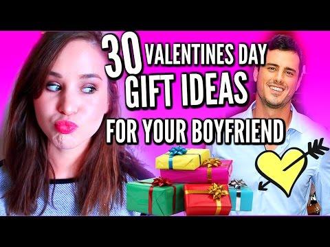 30 VALENTINE'S DAY GIFT IDEAS FOR YOUR BOYFRIEND!