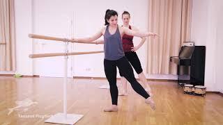 Ballett: Andreas Stange 5 — Jeté