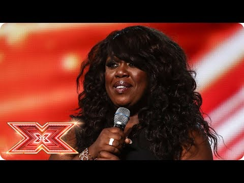 A Song For You (live @ The X Factor UK)