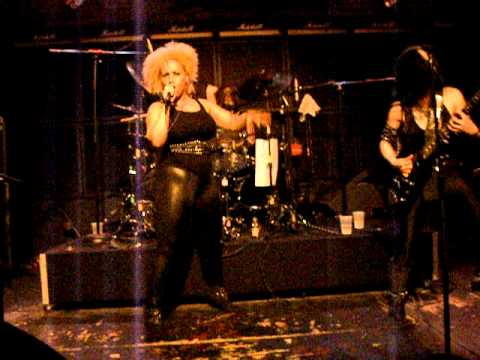 "Judas Priestess ""Riding On The Wind"" live @Lulu's, Port Jeff, LI, May 06, 2011"