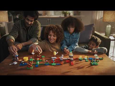 Vidéo LEGO Super Mario 71380 : Invente ton aventure - Set de créateur