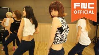 AOA   단발머리(Short Hair) 안무영상(Dance Practice) Eye Contact Ver.