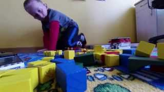 preview picture of video 'Lego City - Życie miasta cz.2'