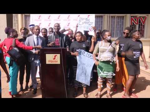 STELLA NYANZI: Mbega wa poliisi amuwaddeko obujulizi