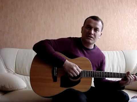 """Песня """"Корпоратив"""" под гитару. Автор-исполнитель Владимир Детков (г.Горловка)."""