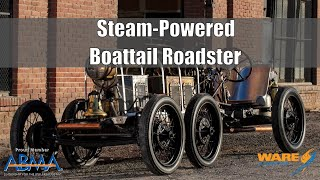 Steam-Powered Boattail Roadster - Steam Culture