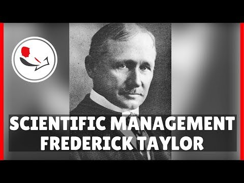 , title : 'Frederick Taylor Scientific Management