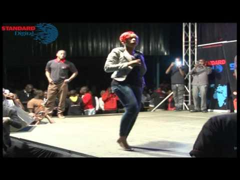 SD Campus Tour - Maseno: Size 8 performs