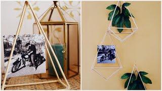 2 Easy DIY Crafts With Bamboo Skewers || Interior Maata