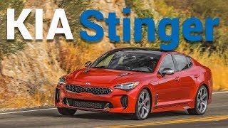 KIA Stinger - 10 Cosas que debes saber  | Autocosmos