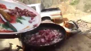 preview picture of video 'طبخة  لحم  على كيف كيفك! مكشات!'