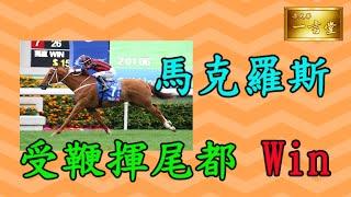 2020-02-23 心水馬…馬克羅斯  受鞭揮尾都Win【梁定華一言堂】