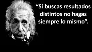 Frases Célebres Albert Einstein - Albert Einstein Quotations
