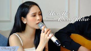 Hoa Nở Không Màu - Hoài Lâm | Phương Ý Cover (Acoustic Version)