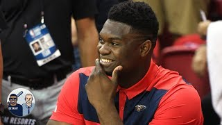 Zion should have signed with Nike instead of Jordan Brand  - David Jacoby | Jalen & Jacoby