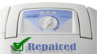 Delonghi DEM10 Easy Diagnosis and Easy Repair