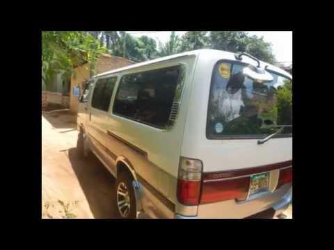 Toyota KDH van   Sri lanka   for Sale - www ADSking lk