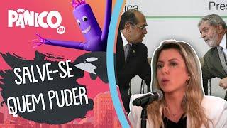 Devemos ter mais medo de Gilmar Mendes do que de Lula? Thaméa Danelon comenta
