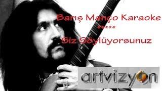 Barış Manço - Gibi Gibi - Karaoke