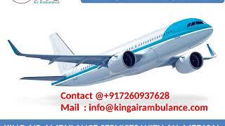 Quick Response by King Air Ambulance Service in Jamshedpur and Varanasi