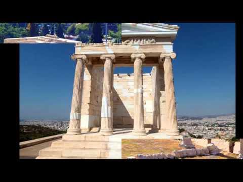 Храм Зевса Олимпийского. Греция