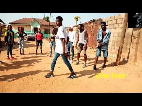 Crazy makossa dance    Goldlane Entertainment    2018 latest dance    viral afro dance   philblessed