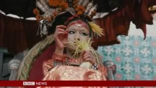 Our World, Living Goddesses Full BBC Documentary 2016