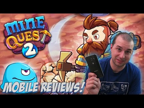 Mine Quest 2 | Mobile Game Reviews