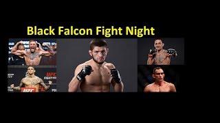 EA Sports UFC 3 Мини-турнир в лёгком весе