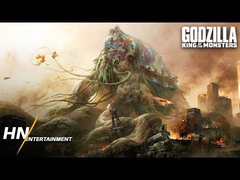 The Kraken Titan Explained | Godzilla: King of the Monsters