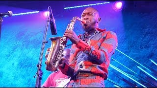 Seun Kuti, Army Arrangement, Sony Hall, NYC 2 19 19