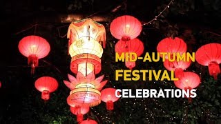 Mid-Autumn Festival celebrated around the world