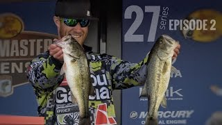 27series Ep. 2- Bassmaster Central Open #1 Table Rock Lake