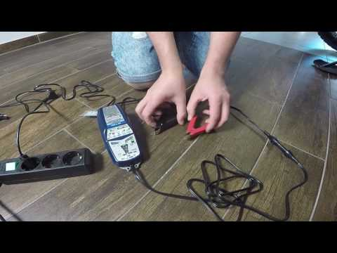 Ladegerät Battery Charger Optimate 4 Dual by HORNIG
