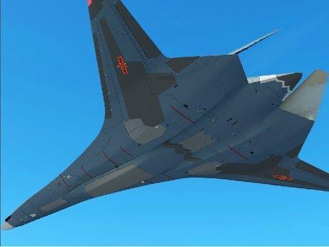 【凤凰军机处】宋心之:中国不能没有战略轰炸机