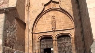preview picture of video 'Colegiata San Bartolomé de Belmonte'