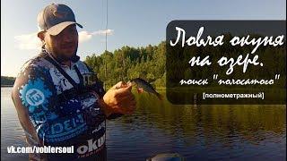 Рыбалка на окуня в озерах