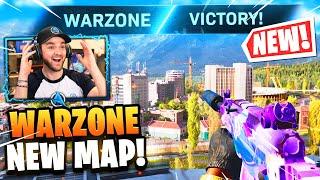 *NEW* Warzone MAP VICTORY! (Season 3 BEST Loadout Setup Gun)