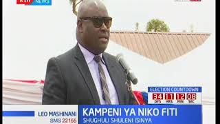 Shirika la The Standard Group na Kenya-Re katika kampeni za 'Niko Fiti' kwa watoto wasiojiweza
