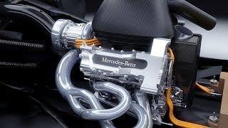 Mercedes-Benz Formula One Hybrid Technology - Mercedes-Benz original