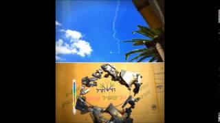 preview picture of video 'אזעקת צבע אדום פורצת בשידור - פנינה מחישתיל אשקלון בראיון לקול ישראל מהשטח'