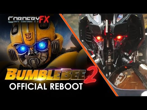 Bumblebee 2  official reboot  amp  how to bring back blitzwing