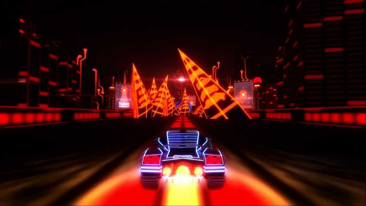 Nitronic Rush: Everything You Like About Arcade Racing In One Glowy Neon Package