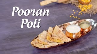Puran Poli Recipe By Archana Arte | Big Bazaar LIVE Cook Along