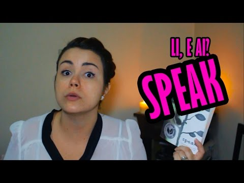 Li, e ai?: Speak (Fale)
