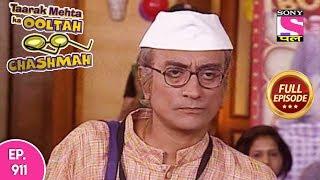 Taarak Mehta Ka Ooltah Chashmah - Full Episode 911 - 20th January, 2018