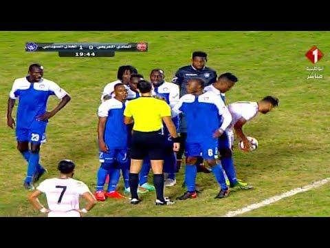 Клаб Африкан - Al-Hilal 3:1. Видеообзор матча 16.12.2018. Видео голов и опасных моментов игры