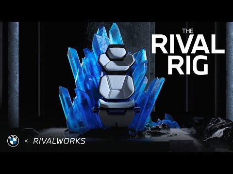 Musique pub  BMW The Rival Rig – La configuration de jeu ultime |  Pub Esports BMW 2021   Juillet 2021